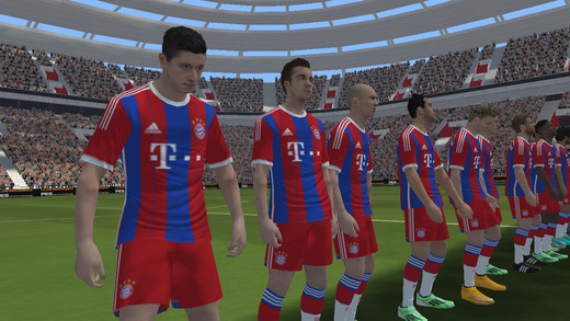 PES Club Manager releases a major update, including voice commentary and licensed Leagues