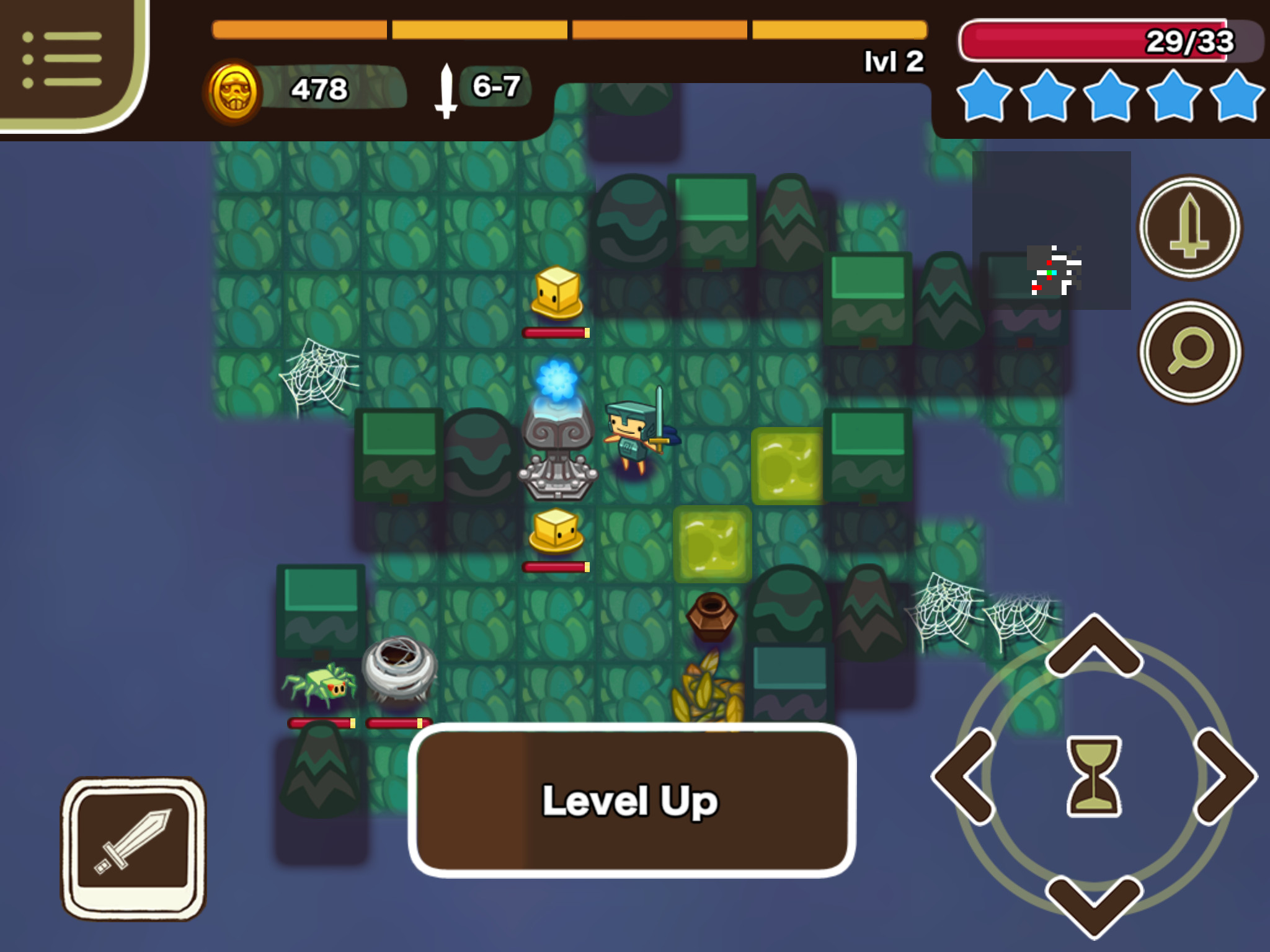$10 roguelike Sproggiwood sold better on mobile than Steam