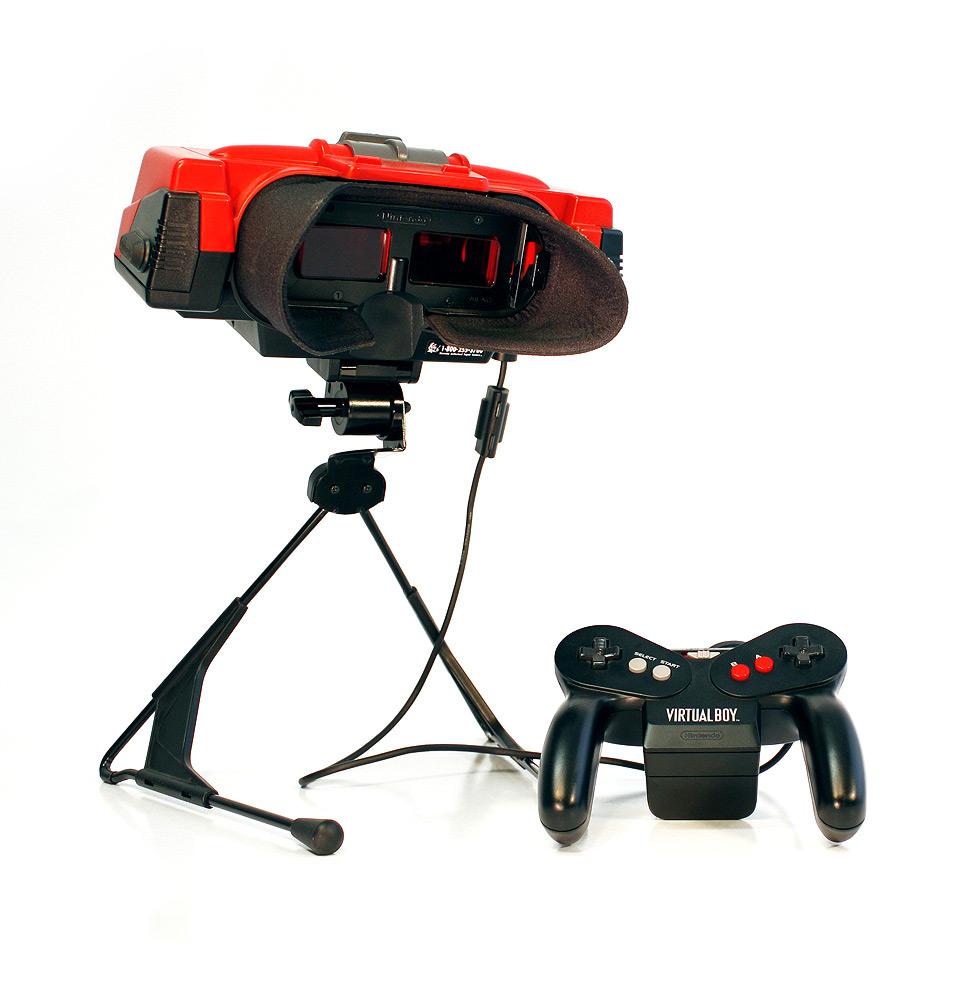 Fan-made Virtual Boy app lets you party like it's 1995