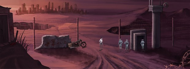 Get your 1st glimpse of apocalyptic adventure game Dead Synchronicity for iPad
