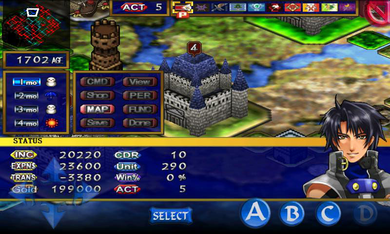 HyperDevBox bills new turn-based title Generation of Chaos as 'first massive strategy-RPG' for Android and Xperia Play