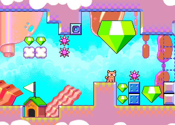 Get a sneak peek at Nitrome's next iOS and Android games