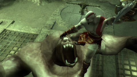 Hands on with new levels of God of War: Chains of Olympus