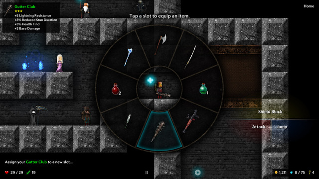 Frantic roguelike platformer Tallowmere goes on sale for £0.99 / $0.99