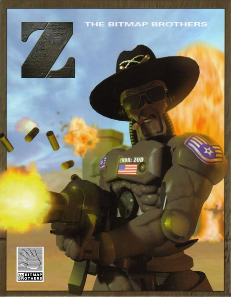 Bitmap Brothers' classic strategy game Z coming to iOS, Android and PlayBook