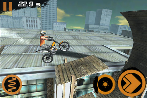 Trials HD-esque stunt racing game Trial Xtreme 2 revs onto iPhone and iPad