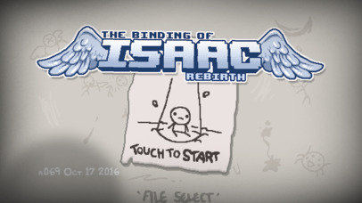 Test de The Binding of Isaac : Rebirth