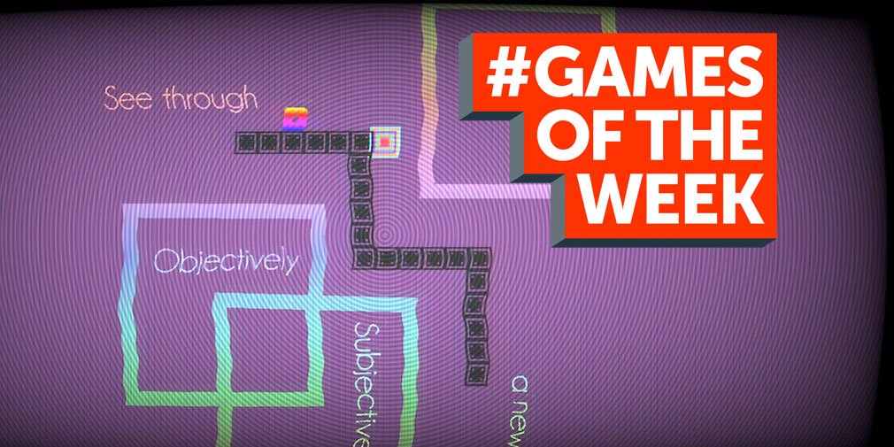 GAMES OF THE WEEK - The 5 best new games for iOS and Android - May 9th