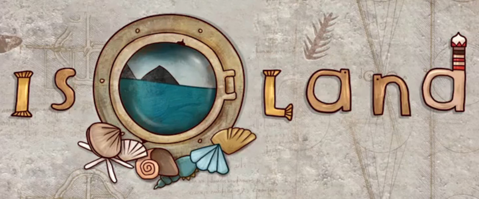 [Update] RedFish's Isoland is a stylistic point-and-click, out now on iOS