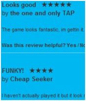 Opinion: How useful are user reviews for games?
