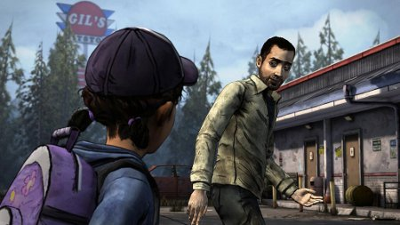The Walking Dead: Season Two is available right now for the Kindle Fire HDX