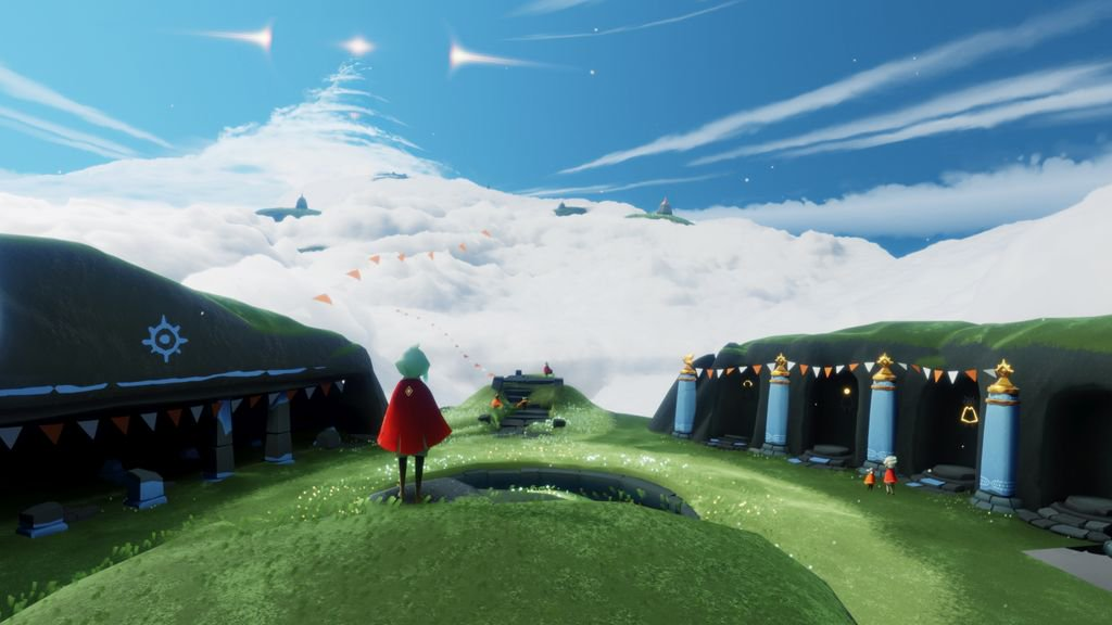 Thatgamecompany's Sky has soft-launched on the Philippines App Store