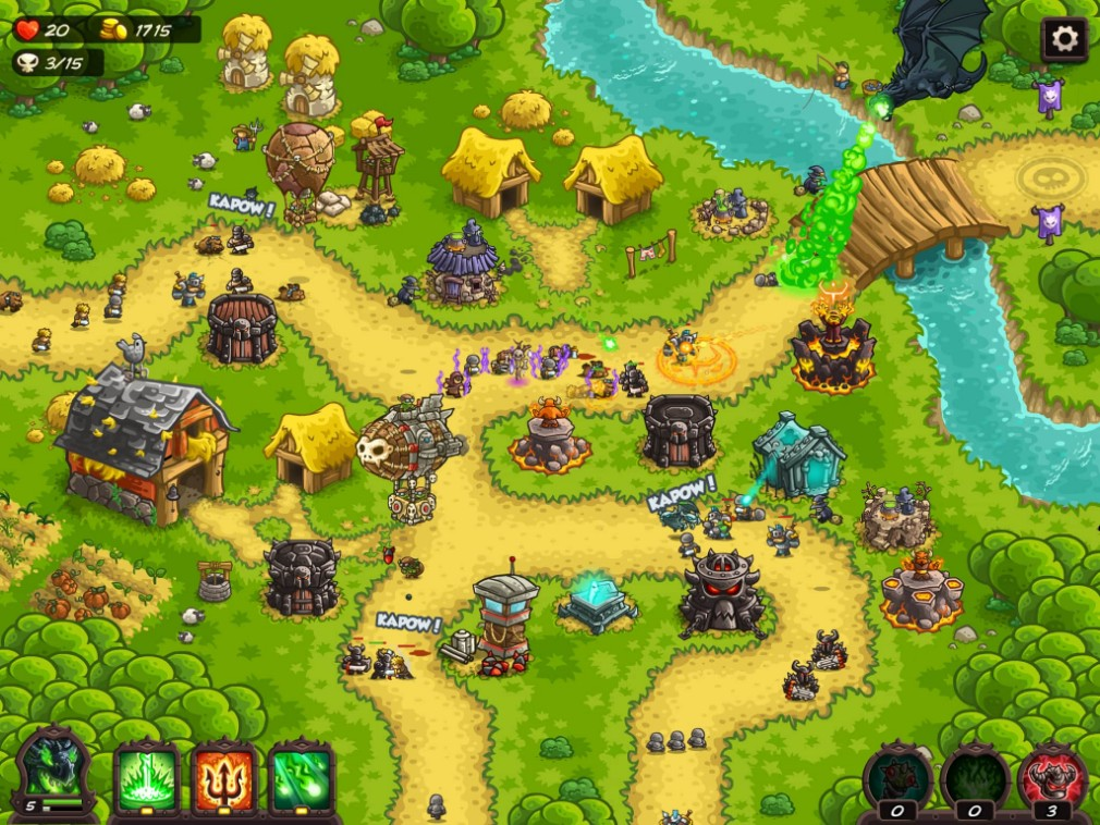 Kingdom Rush Vengeance brings tower defence back to iOS and Android this week