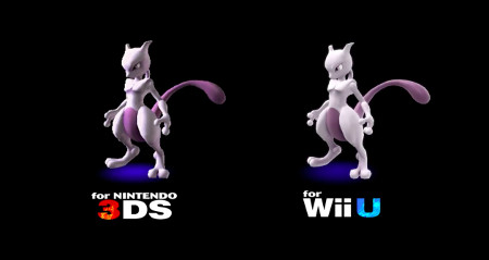 Mewtwo will be available as a free character in Super Smash Bros. if you own the WiiU and 3DS versions
