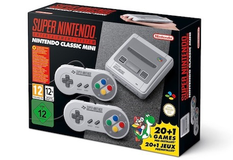 SNES Mini - 11 games that are missing