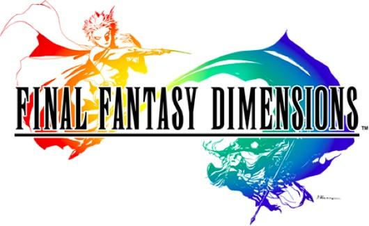 Square Enix's Final Fantasy Dimensions will cost at least £19.99/$28.99