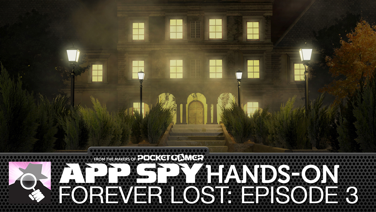 Forever Lost: Episode 3 is coming to Android, iPhone, and iPad in the very near future