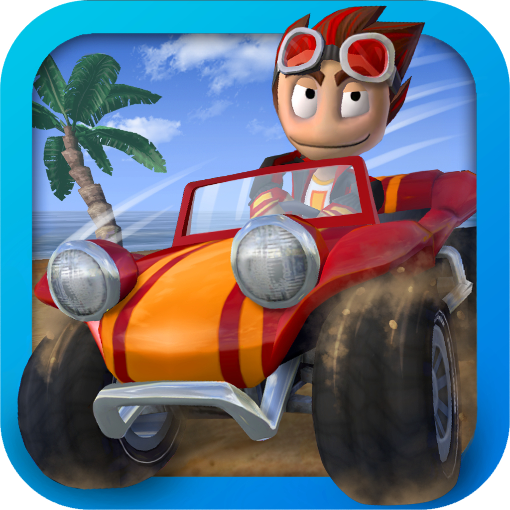 How to drive forever in Beach Buggy Blitz - hints, tips, and tricks