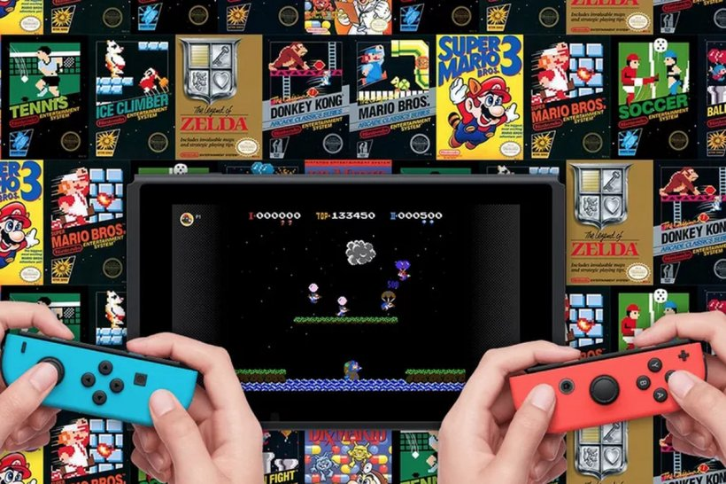 Switch Online will come with 20 NES games at launch and nine more in the coming months