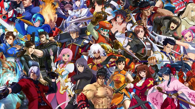 Xenoblade and Darkstalkers villains enter the fray in Project X Zone 2