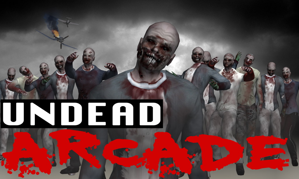 Unreal Engine 3-powered zombie-slaying game Undead Arcade