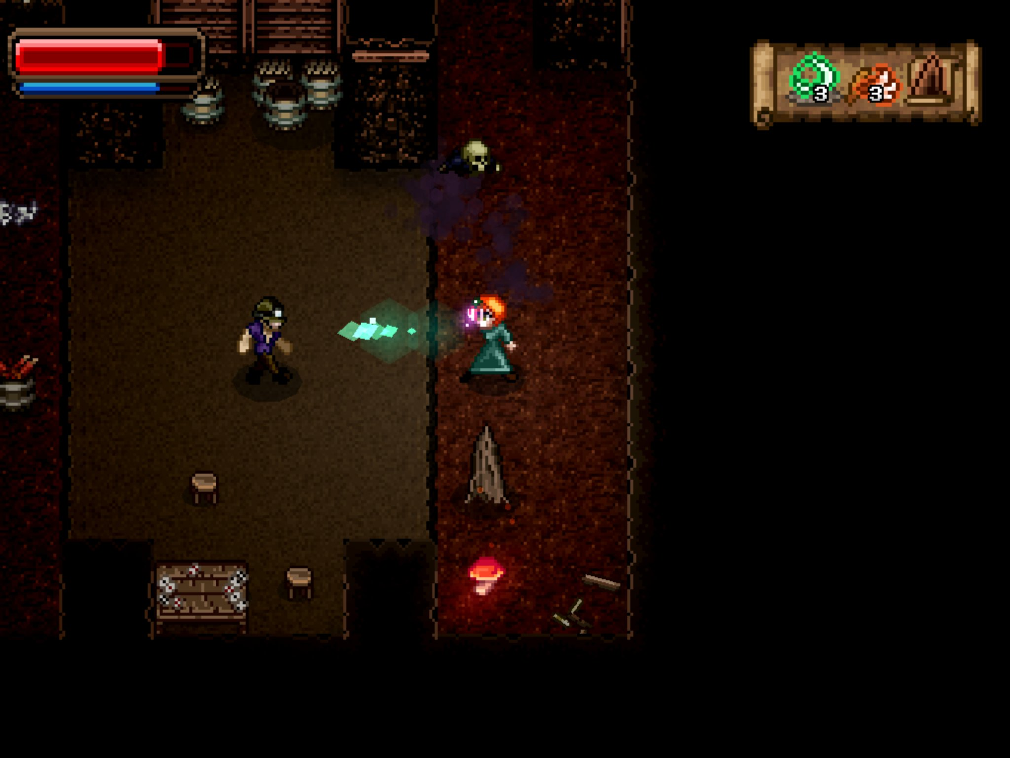 Wayward Souls, the Platinum Award-winning dungeon-crawling roguelike, has finally been released on Android