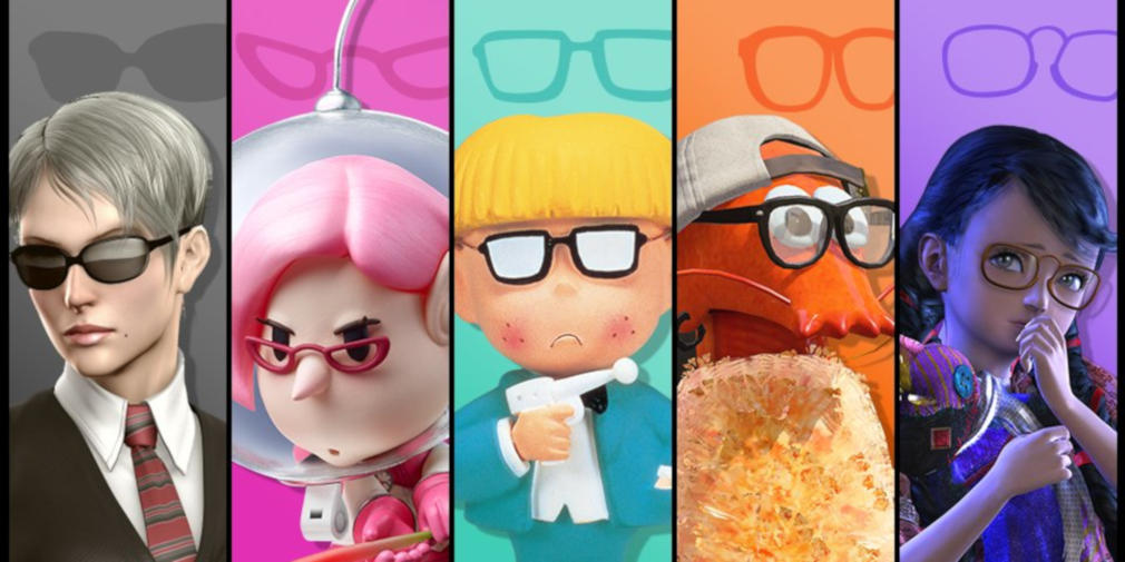 Super Smash Bros. Ultimate's first event celebrates your favourite bespectacled characters