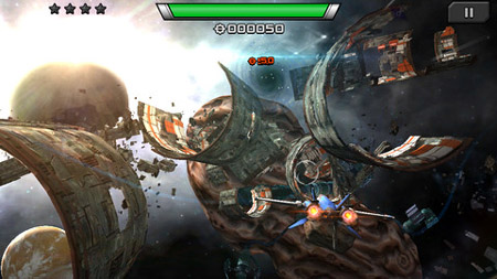 Unreal-powered space shooter Arc Squadron docks at base for new update