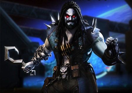 Holding on for an anti-hero - Injustice: Gods Among Us gets Lobo