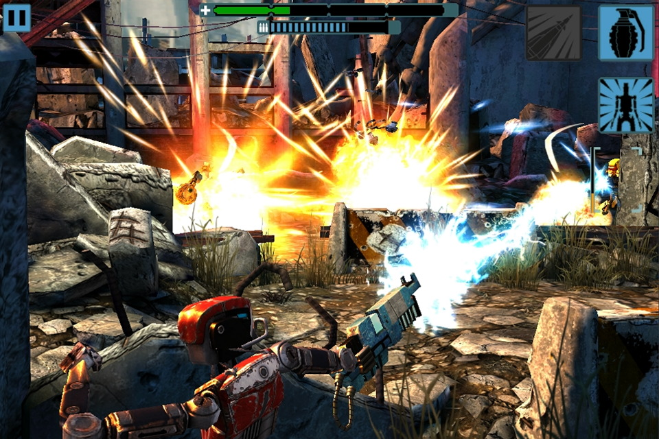 Uppercut Games's Unreal Engine-powered shooter Epoch now available on iPhone and iPad for a cut-price 69p/99c