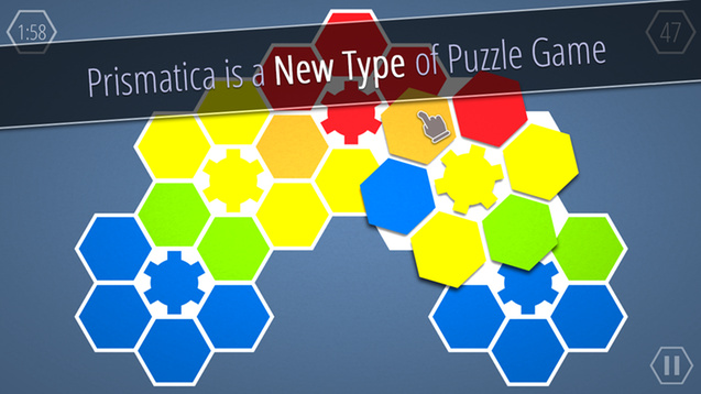 Colour-spinning puzzler Prismatica hopes to tie our brains in a knot when it comes to mobile