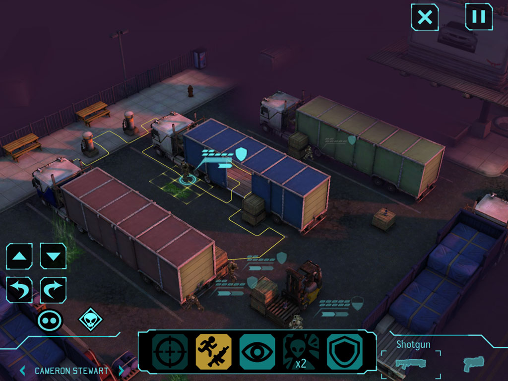 [Update] Robot vs aliens - XCOM: Enemy Unknown is now on Android