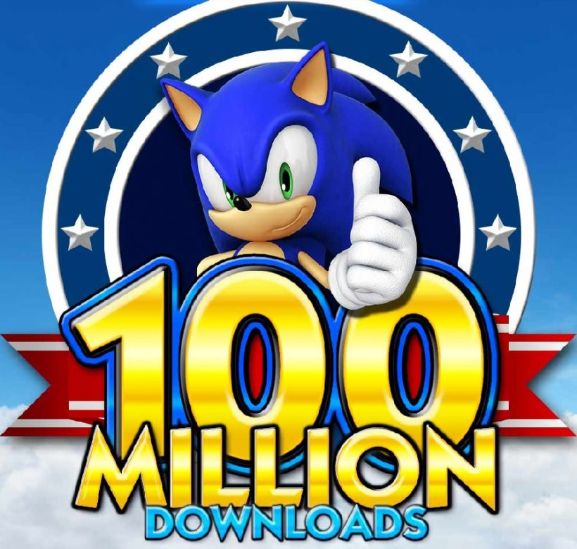 Sonic Dash to get special in-game event this week to celebrate 100 million download mark