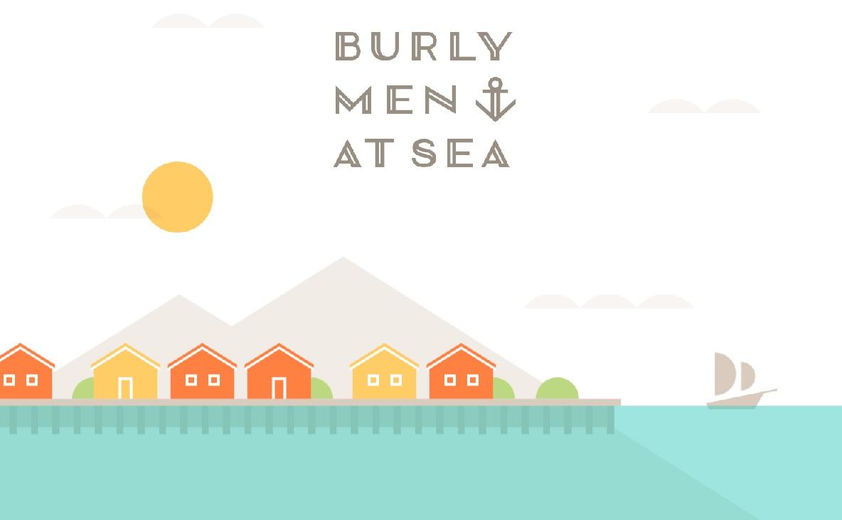 Burly Men At Sea icon