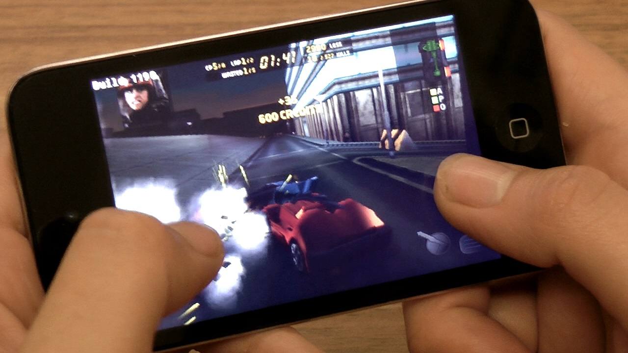 Carmageddon heading to iOS and Android in the summer