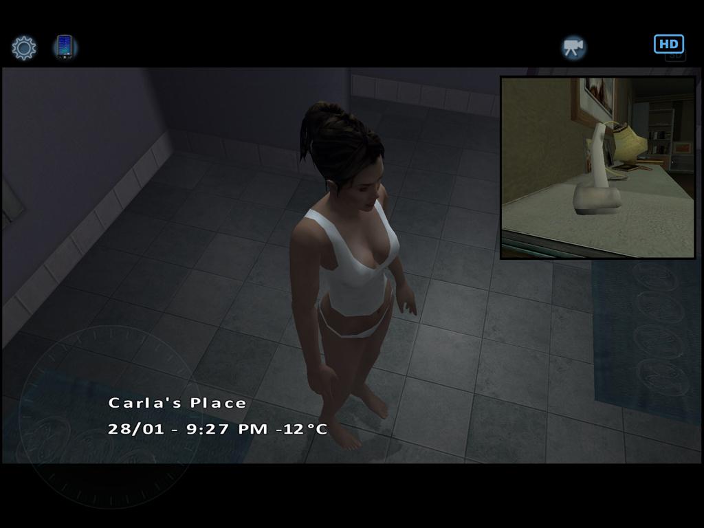 Attractive Indigo Prophecy Nude Scene Jpg