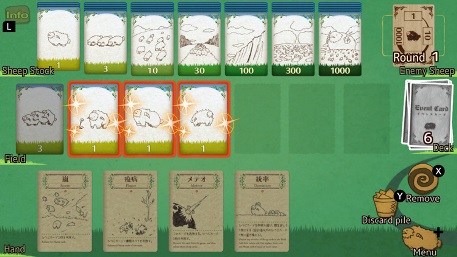Shephy, the solitaire sheep game, is headed to the Nintendo Switch this week