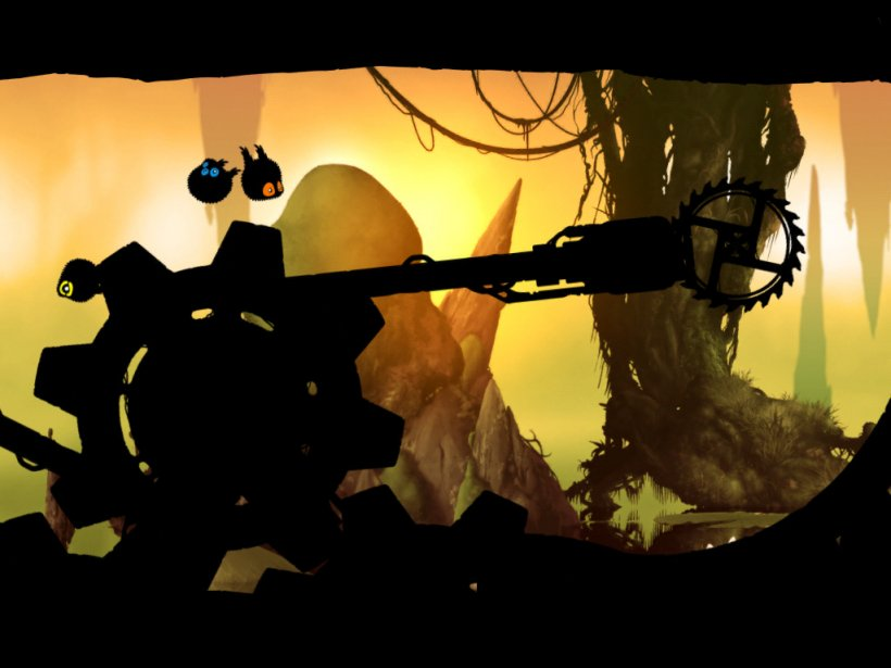 Bird-bumping gauntlet runner Badland drops to 69p / 99c on iOS for a short time