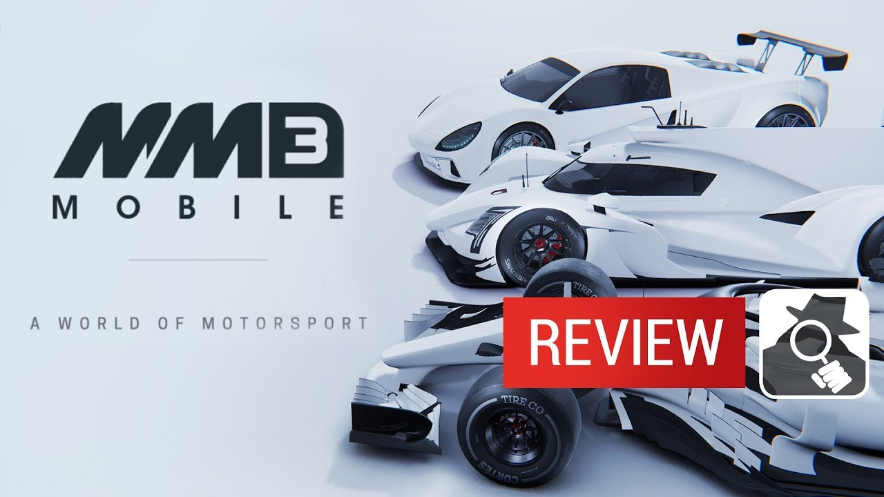 Motorsport Manager Mobile 3 video review