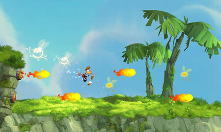 Escape floating pirates and giant mutant plants in new Rayman Jungle Run levels