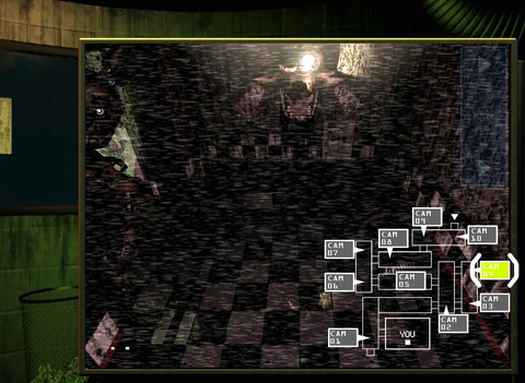 Five Nights at Freddy's 3 is now ruining bedtime on iOS, too