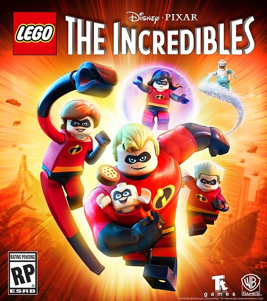 Celebrate The Incredibles 2 with a bunch of Disney game updates and a new Lego Switch game