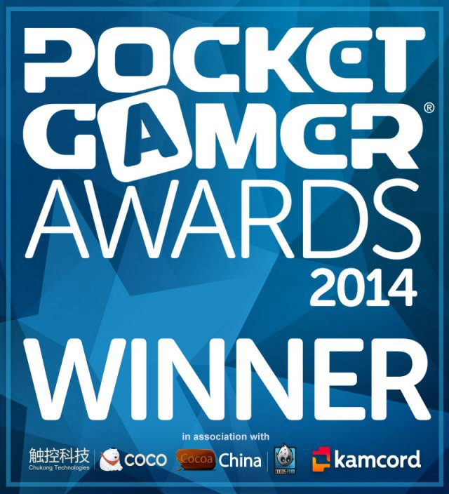 The Pocket Gamer Awards 2014: Winners announced