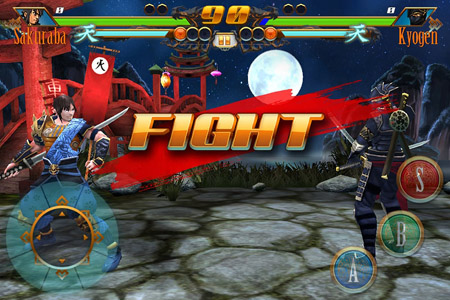 Gorgeous Soul Calibur-esque slasher Blade Lords now available from the Canadian App Store