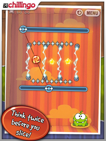 Casual game-of-the-hour Cut the Rope HD out now in New Zealand