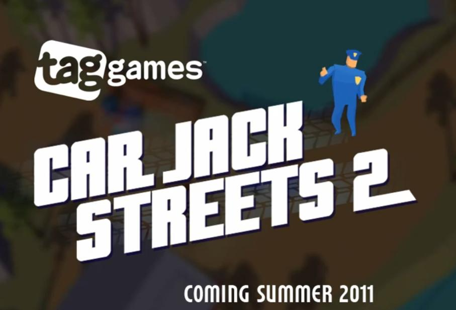 Simon Adams from Tag Games talks Car Jack Streets 2, delays, and the changing world of mobile gaming