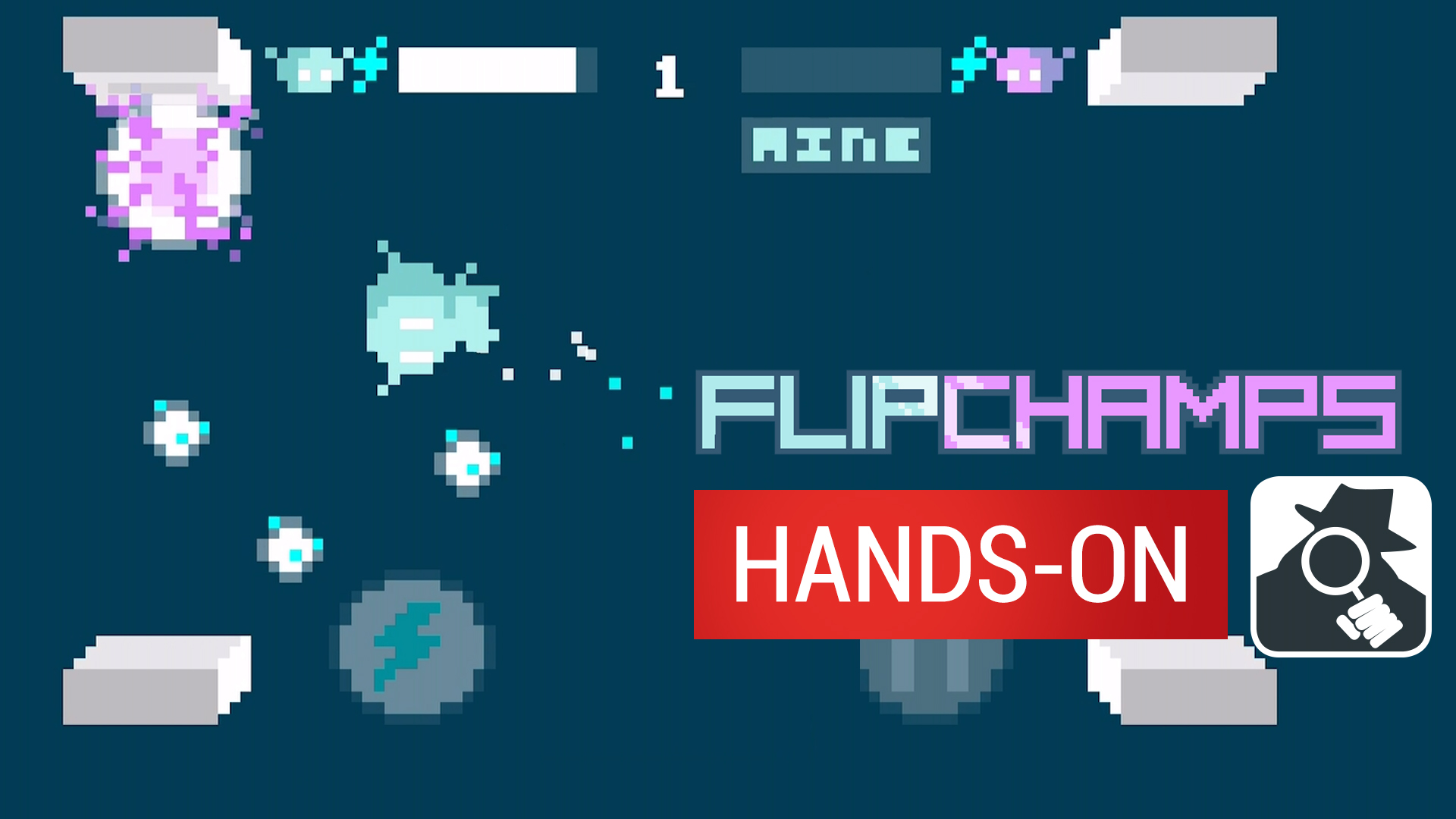 FlipChamps is the twitchy platform blaster you should be playing this week