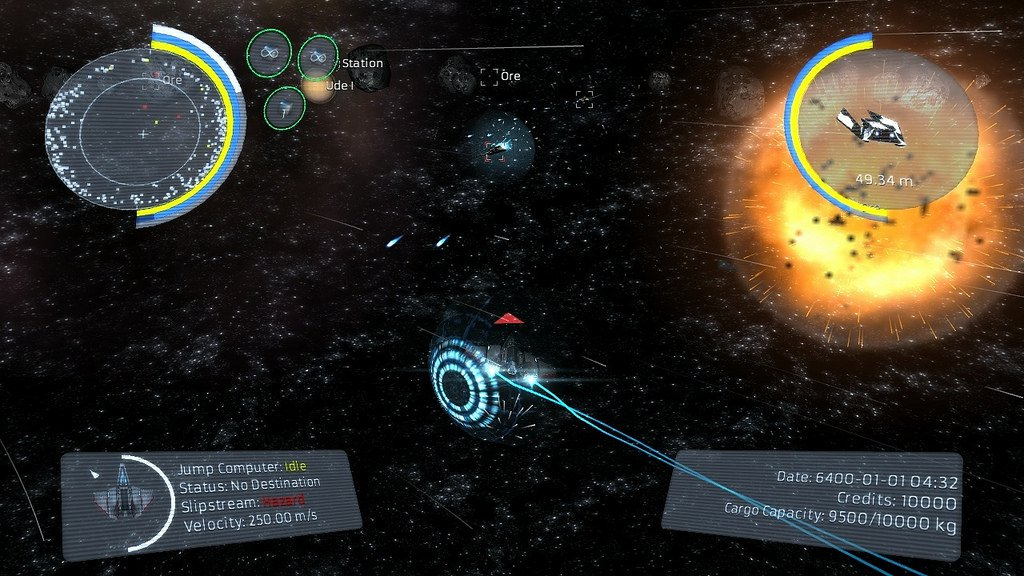 Drifter is bringing its 100,000 lightyears-wide universe to PS Vita soon