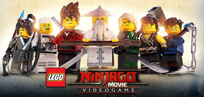 LEGO Ninjago Movie Video Game icon