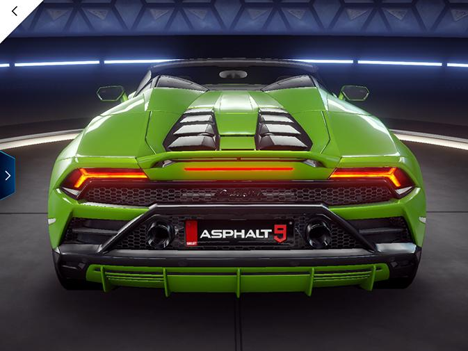 Asphalt 9: Legends cheats and tips - How to unlock the new Huracán EVO Spyder